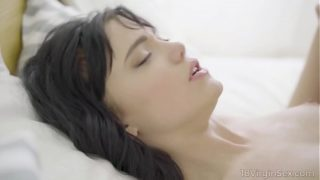 18 Virgin Sex – Finish the action with a deep blowjob and cum