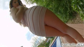 AssTraffic Anal without lube for this anal loving teen girl