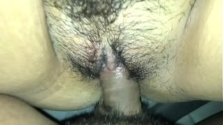 fuck my friend a bareback in backseat of my car with cumshot finish