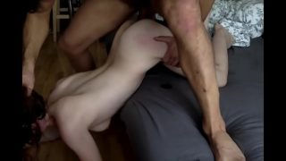 Hard Anal Sex by Polish Master & Young Bitch numberoneporn.com