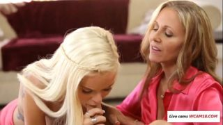 When your stepmom is watching… video