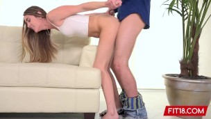 Fit18 – Mackenzie Mace – Point Of View Hot Casting Of Petite Tight Teen
