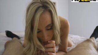 Lilly James In Norwegian Stepmom Feeling Hot So She Removes Her Clothes