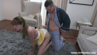 Grandpa Fucks Her Hard – Teen Girl Sex With Filthy Rich And Zoe Sparx